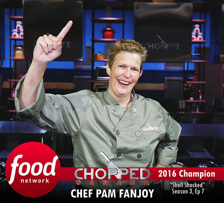 About Chef Pam - Fanjoy